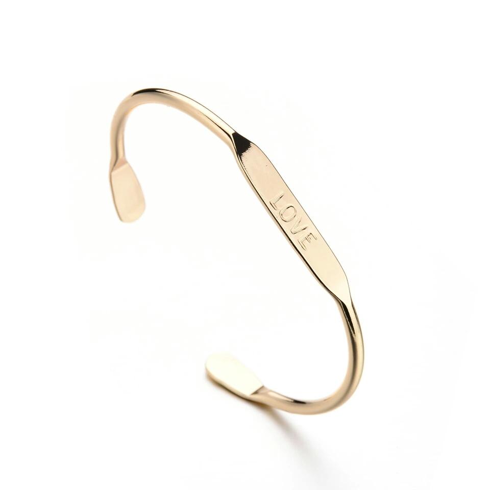 Bracelet jonc love or 2018