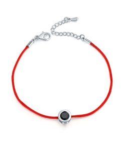 Bracelet Swarovski noir