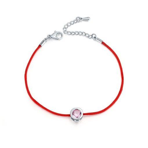 Bracelet Swarovski rose