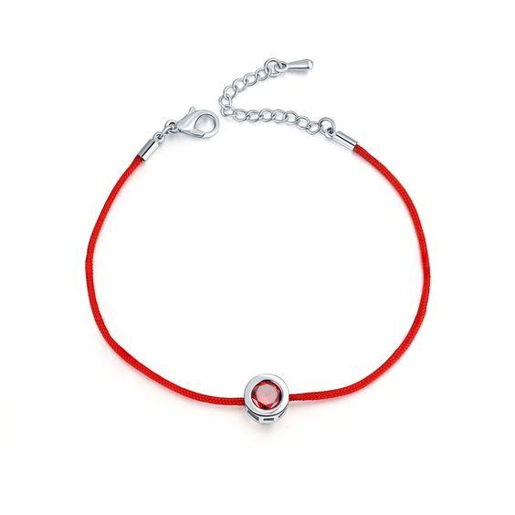 Bracelet Swarovski rouge