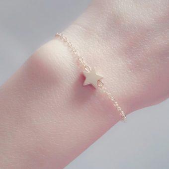 Bracelet-etoile-or-1