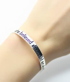 Bracelet jonc- cadeau femme original