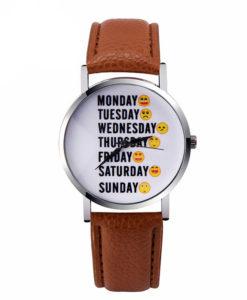 Idee cadeau femme - montre