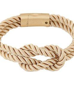bracelet noeud marin nude