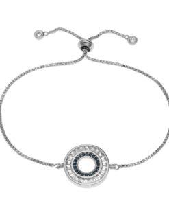 Bracelet de mariée fin