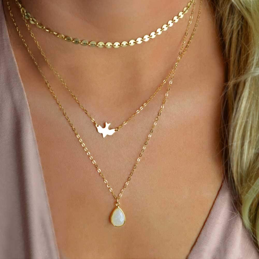 bijoux collier fantaisie