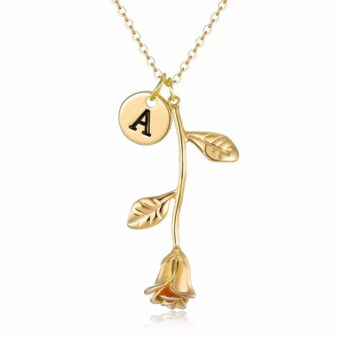 Collier initiale