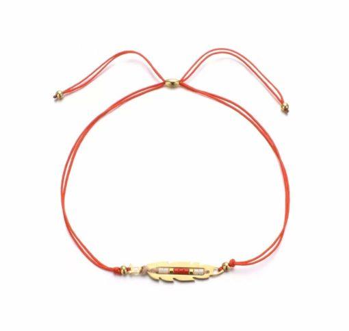 Bracelet cordon tendance 2019