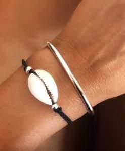 Lot de 2 bracelets tendance été