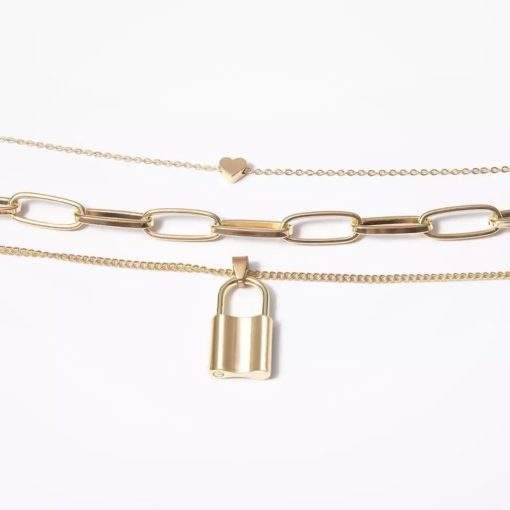 collier multirang tendance 2020