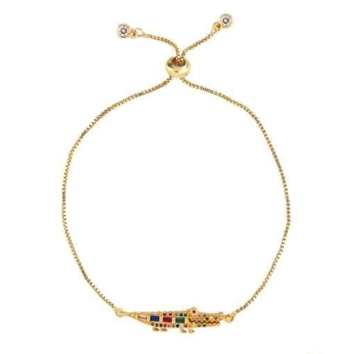 Bracelet arc en ciel femme