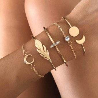 meillleurs bracelets fantaisie femme